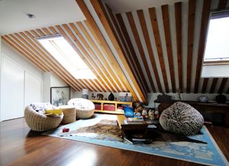 阁楼装修改造有哪些注意点 空间生活由你改写