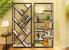 小书柜使用什么材料好 你家适合哪一种?