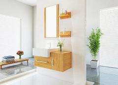 浴室装修的讲究 镜子也是有学问的