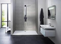 浴室装修设计要点内容 色彩也是重点