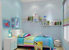 儿童房不当装修问题 不要再这样装了