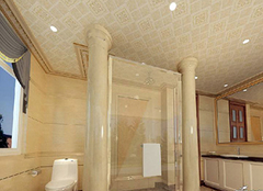 卫生间吊顶使用什么材料好 这才最适合