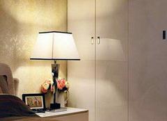 卧室台灯选择小技巧 让居住更加舒适
