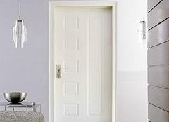 免漆门与生态门的四大区别之处