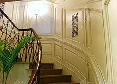 楼梯护墙板的材质及特征介绍 你知道哪些