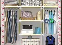 选购布衣柜后如何安装 这些步骤你都知道吗