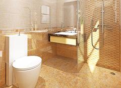 搭配舒适的卫生间瓷砖颜色 空间面积要考虑在内