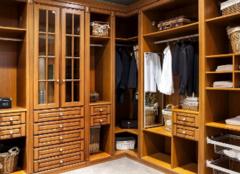 整体衣柜的分类有哪些 给你更多选择