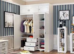 衣柜还可以放在家中哪些 不仅是放在卧室