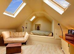 阁楼装修设计考虑问题 原来也是个好空间