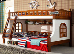 实木子母床价位一般是多少 让你心中有个数