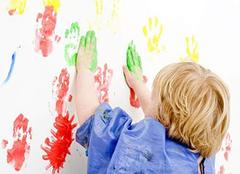 儿童漆挑选要注意什么事项 伴随孩子健康成长