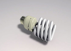 选购优良节能灯的注意事项 挑选要担心