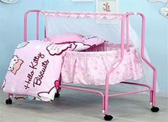 婴儿床的尺寸如何选择比较好呢 这四点要牢记