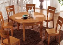 实木餐桌椅怎么保养比较好 让全家人餐桌亲情更持久