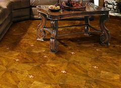 家装实木地板保养方法  需掌握