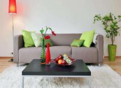 沙发与茶几的颜色怎么搭配 协调统一才是根本原则