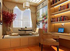 书房装修有哪些区域可做搭配 静心营造舒适氛围