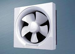 不同类型排风扇的安装方法 细节很重要