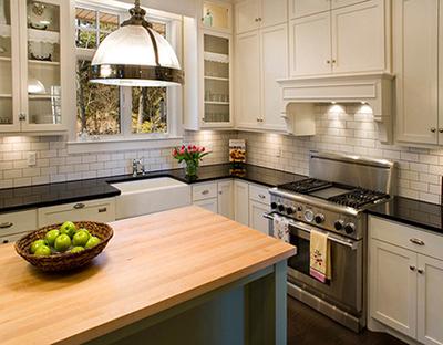 厨房装修选择什么类型比较好 厨房类型选择很重要