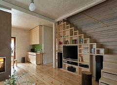 跃层的优缺点介绍 利用房间的每一寸空间