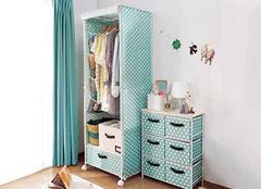 简易布衣柜布料有哪些 好布料造就好衣柜