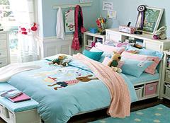 儿童床上用品买什么品牌更放心 安全环保是第一