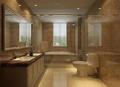 卫生间各部分清洁注意 都来看看啦