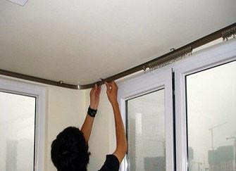 安装窗帘杆的注意要点介绍 务必正确安装
