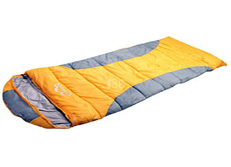 选择睡袋的方法有哪些 户外观光不可少