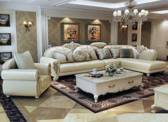 欧式沙发的选购要点有哪些 点缀家居的优雅存在