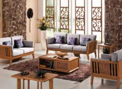 实木沙发怎么验收 质量可靠方能放心使用