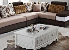 沙发与茶几怎么搭配比较好 最后一点一定不能忽视