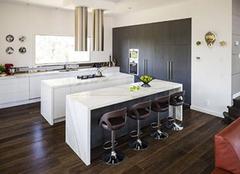 如何决定家庭吧台的高度 做一个合适的吧台