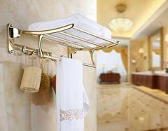 购买浴室毛巾架的参考因素有哪些 购买毛巾架必看