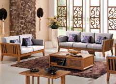 实木沙发怎么保养比较好 清洁除尘是基础
