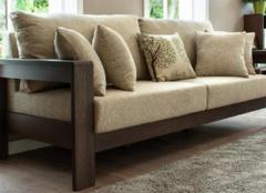 怎么辨别实木沙发的真假 这三招方法超实用