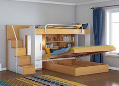 双层床的类别有哪些 简单介绍三种床形