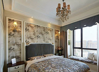 卧室床头背景墙有哪些设计方案 最新推荐