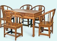 鸡翅木家具怎么样 你对它的了解有多少