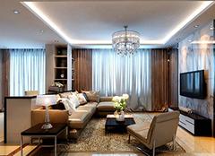 客厅窗帘的尺寸如何计算 长短适中才是合适之选