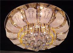 水晶灯设计要点有哪些 哪种好呢