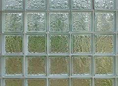 玻璃砖墙的优点解析 给家中带来通透质感