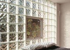 玻璃砖墙的种类介绍 常见类型都在这