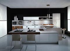 最合理的厨房设计方案 烹饪也能这么享受