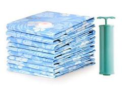 选购优质的真空收纳袋的方法介绍 充分节省空间