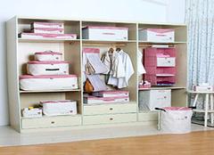 收纳整理衣物的小诀窍介绍 告别居室杂乱