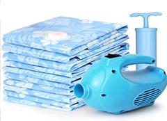 使用真空收纳袋的七个小诀窍 方法简单说明