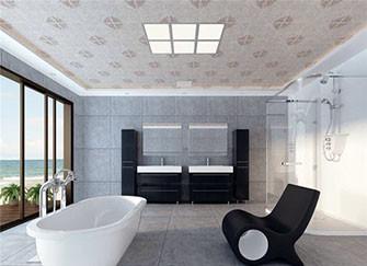 选购天花板材料的方法 让你装修更好看