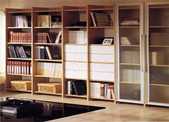 如何保养好生态板书柜 环保书柜要用心